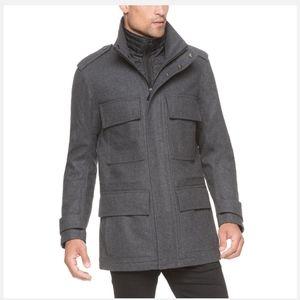 Marc New York Wool Winter Field Jacket